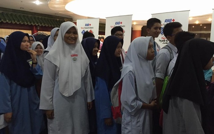 RHB NEW STRAITS TIMES SPELL-IT-RIGHT CHALLENGE 2016
